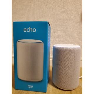 エコー(ECHO)のスマートスピーカー Alexa(スピーカー)