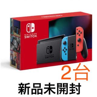 Nintendo Switch - Nintendo switch ネオン