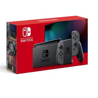 Nintendo Switch - Nintendo Switch 新型 グレー 新品未開封品