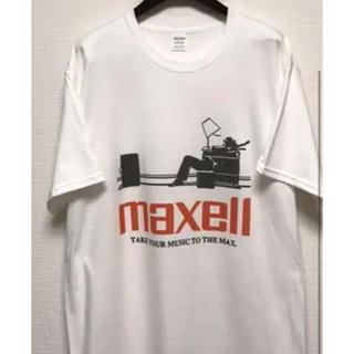 アンダーカバー(UNDERCOVER)のMaxell Old Graphic Tee Travis Scott(Tシャツ/カットソー(半袖/袖なし))