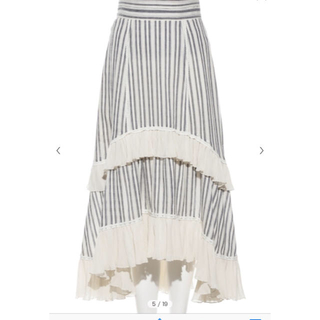 snidel - スナイデル ストライプスカート