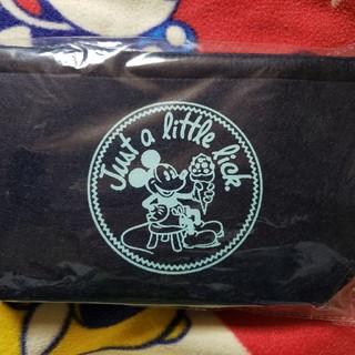 ディズニー(Disney)のミッキーマウス フェルトランチトートバッグ(キャラクターグッズ)