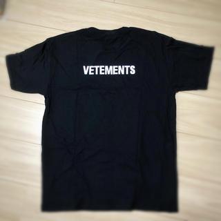 Balenciaga - VETEMENTS バッグロゴTシャツ M