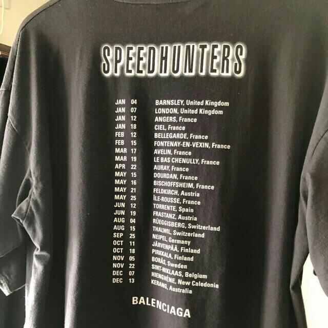 Balenciaga(バレンシアガ)のbalenciaga speed hunters Tシャツ メンズのトップス(Tシャツ/カットソー(半袖/袖なし))の商品写真