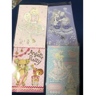 アンジェリックプリティー(Angelic Pretty)のangelic pretty ポストカード4枚(写真/ポストカード)