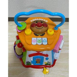 アガツマ(Agatsuma)のアンパンマン おおきなよくばりボックス(知育玩具)