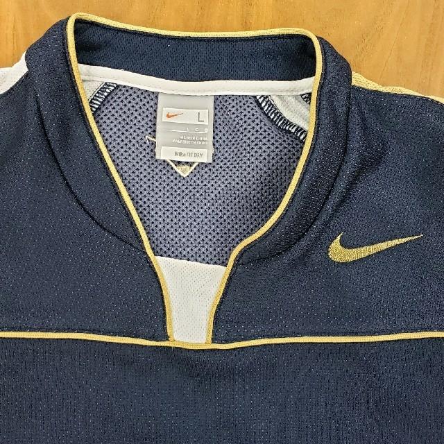 NIKE(ナイキ)のナイキ NIKE 野球 ユニフォーム ウエア ベースボールシャツ スポーツ/アウトドアの野球(ウェア)の商品写真