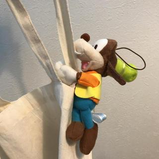 Disney - Disney グーフィー おててパッチン つかまるぬいぐるみ マスコット