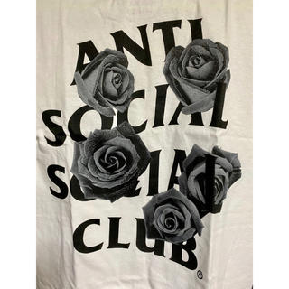 Supreme - ANTI SOCIAL SOCIAL CLUB アンチソーシャルクラブ Tシャツ