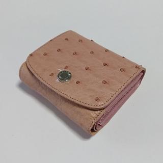 ハマノヒカクコウゲイ(濱野皮革工藝/HAMANO)のHAMANO(ハマノ) オーストリッチ財布(財布)