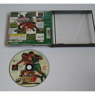 プレイステーション(PlayStation)の≪PSソフト≫Jリーグ 実況ウイニングイレブン'97(家庭用ゲームソフト)