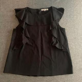 エムプルミエ(M-premier)のエムプルミエクチュール 36 ブラック(Tシャツ(半袖/袖なし))