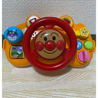 アガツマ(Agatsuma)のアンパンマン おでかけメロディハンドル(知育玩具)