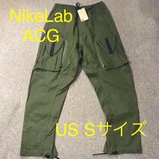 NIKE - S!新品 18A/W ナイキ NikeLab ACG カーゴパンツ ゴアテックス
