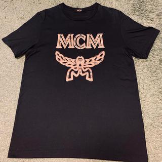 エムシーエム(MCM)のMCM フロントロゴtシャツ(Tシャツ/カットソー(半袖/袖なし))