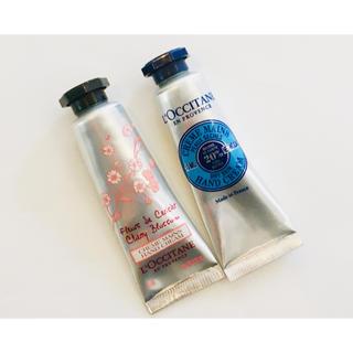 L'OCCITANE - 新品未使用【マキア 付録】ロクシタン ハンドクリーム2個セット