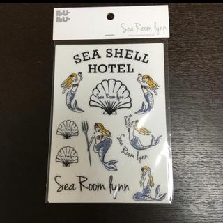 SeaRoomlynn - シールームリン ノベルティ ステッカー 人魚 マーメイド シェル