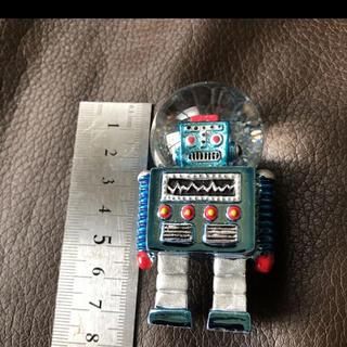 フランフラン(Francfranc)のフランフラン スノードームロボット 入手困難!(置物)