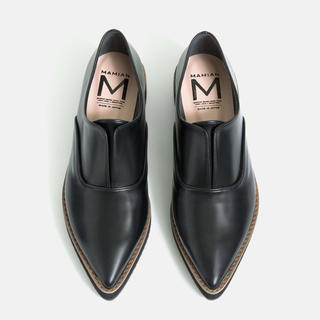 マミアン(MAMIAN)の【MAMIAN】合皮シューズ(ローファー/革靴)