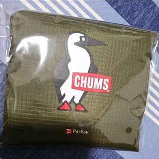 チャムス(CHUMS)の新品 CHUMS チャムス エコバッグ セブンイレブン ペイペイ コラボ(エコバッグ)