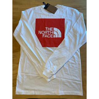 THE NORTH FACE - 【Mサイズ】日本未発売 ノースフェイス レッドボックス ロンT ロングスリーブ