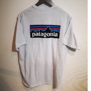 patagonia - patagonia ロゴ・ポケット付き レスポンシビリティー Tシャツ サイズM