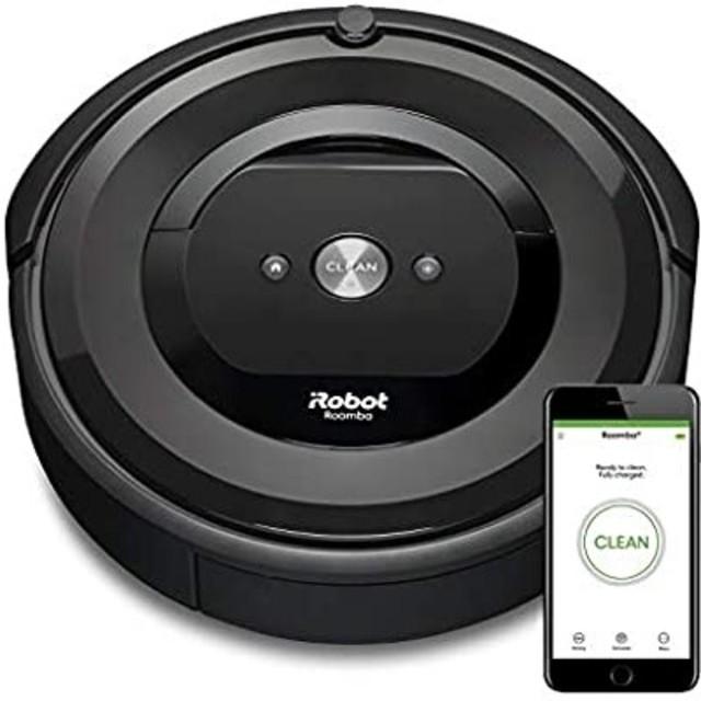 新品未開封 ロボット掃除機 ルンバ e5 e515060 iRobot WiFi スマホ/家電/カメラの生活家電(掃除機)の商品写真