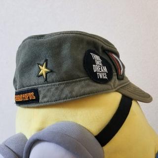 ディーゼル(DIESEL)の週末限定セールDIESEL(ディーゼル)ワッペン帽子(キャップ)(キャップ)