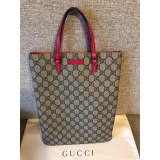 Gucci - GUCCI グッチ  GG柄 トートバッグ