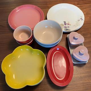 ルクルーゼ(LE CREUSET)のル・クルーゼ ルクルーゼ NARUMI 皿 プレート ココット ボウル(食器)