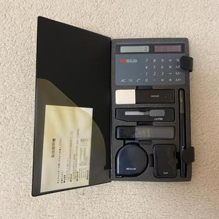 ミツビシエンピツ(三菱鉛筆)の三菱鉛筆 システム手帳用文房具7点セット(その他)