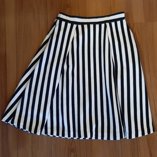 アングローバルショップ(ANGLOBAL SHOP)のフォードミルズ  ストライプスカート(ひざ丈スカート)