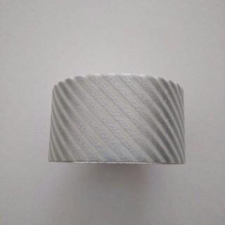 エムティー(mt)のmt マスキングテープ ストライプ 銀 シルバー(テープ/マスキングテープ)