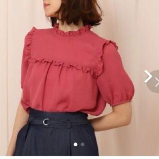 クチュールブローチ(Couture Brooch)のクチュールブローチ♥ヴィンテージトップス(カットソー(半袖/袖なし))