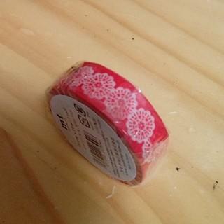 エムティー(mt)のレース丸 マスキングテープ(テープ/マスキングテープ)
