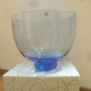 イッタラ(iittala)のイッタラ ビッグボウル ブルー RONDO 19.5cm(食器)