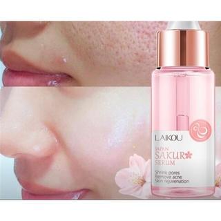 香り最高です☘【さくら美容液】美白 ビタミンCヒアルロン酸/ニキビ/ニキビ跡