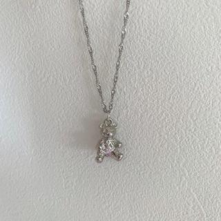 オオトロ(OHOTORO)のsilver bear necklace(ネックレス)