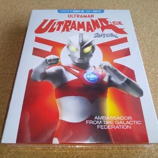 新品BD★ウルトラマンA  全52話 ブルーレイ 北米版[国内プレイヤー視聴可](特撮)