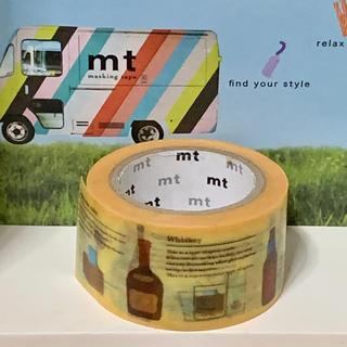 エムティー(mt)のお酒テープ マスキングテープ«mt 限定 レア»(テープ/マスキングテープ)