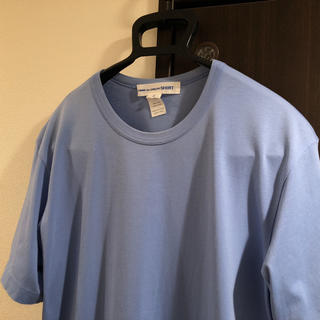 COMME des GARCONS - ◾️定価8,000円 コムデギャルソンシャツ Tシャツ L 水色