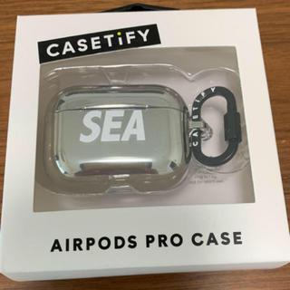 シー(SEA)のCASETIFY コラボ airpods pro ケース(ヘッドフォン/イヤフォン)