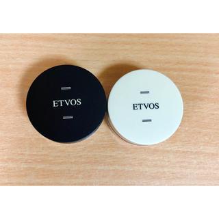エトヴォス(ETVOS)のETVOS ナイトミネラルファンデーションマットスムースミネラルファンデーション(ファンデーション)