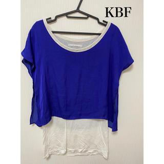 ケービーエフ(KBF)のアーバンリサーチ KBF Tシャツ カットソー トップス(カットソー(半袖/袖なし))