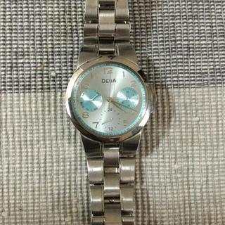 アルバ(ALBA)のSEIKO ALBA DEUA デウア レディース腕時計 電池交換済み稼働中(腕時計)