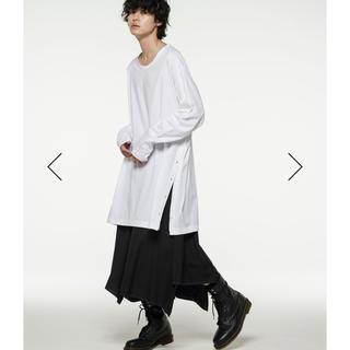 ヨウジヤマモト(Yohji Yamamoto)のGroundY カットソー(Tシャツ/カットソー(七分/長袖))