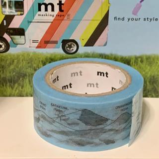 エムティー(mt)の霧島連山 マスキングテープ«mt 限定 レア»(テープ/マスキングテープ)