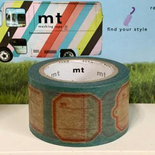 エムティー(mt)のレトロラベル マスキングテープ«mt 限定 レア»(テープ/マスキングテープ)