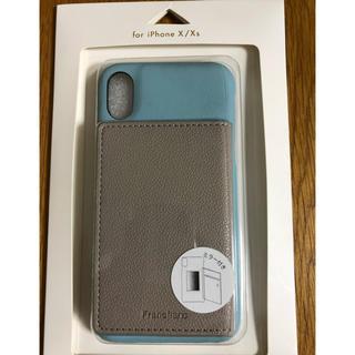 フランフラン(Francfranc)のFrancfranc フランフラン ❤︎ iPhoneケース ミラー付 新品(iPhoneケース)