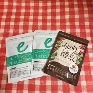 🌼ユーグレナから生まれた麹酵素 30粒×2袋(ダイエット食品)